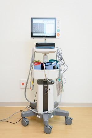 動脈硬化(ABI:血管の詰まり具合)検査